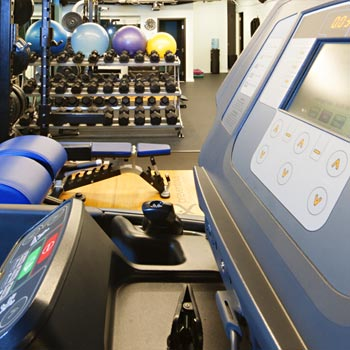 Preventous Fitness Facility