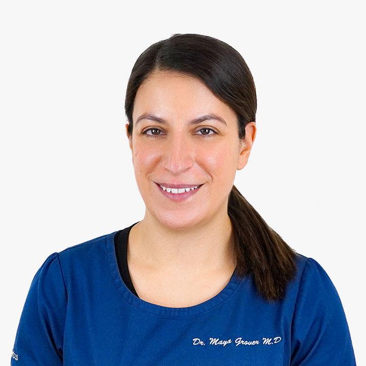 Dr. Maya Grover